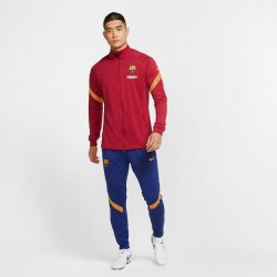 SURVÊTEMENT NIKE FC BARCELONE DRY-FIT STRIKE 2020/2021