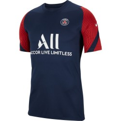 MAILLOT NIKE PARIS SAINT-GERMAIN ENTRAÎNEMENT 2020/2021