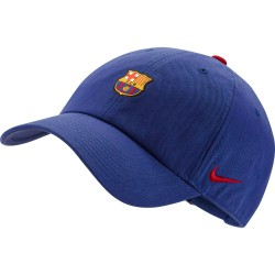 CASQUETTE NIKE FC BARCELONE HERITAGE86 2019/2020