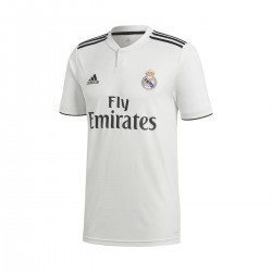 MAILLOT ADIDAS REAL MADRID DOMICILE 2018/2019