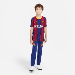 Nike Barcelona Football Top Homme  Noir 2017-2018